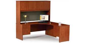 Computer desks from las vegas office furniture - Home office furniture las vegas ...